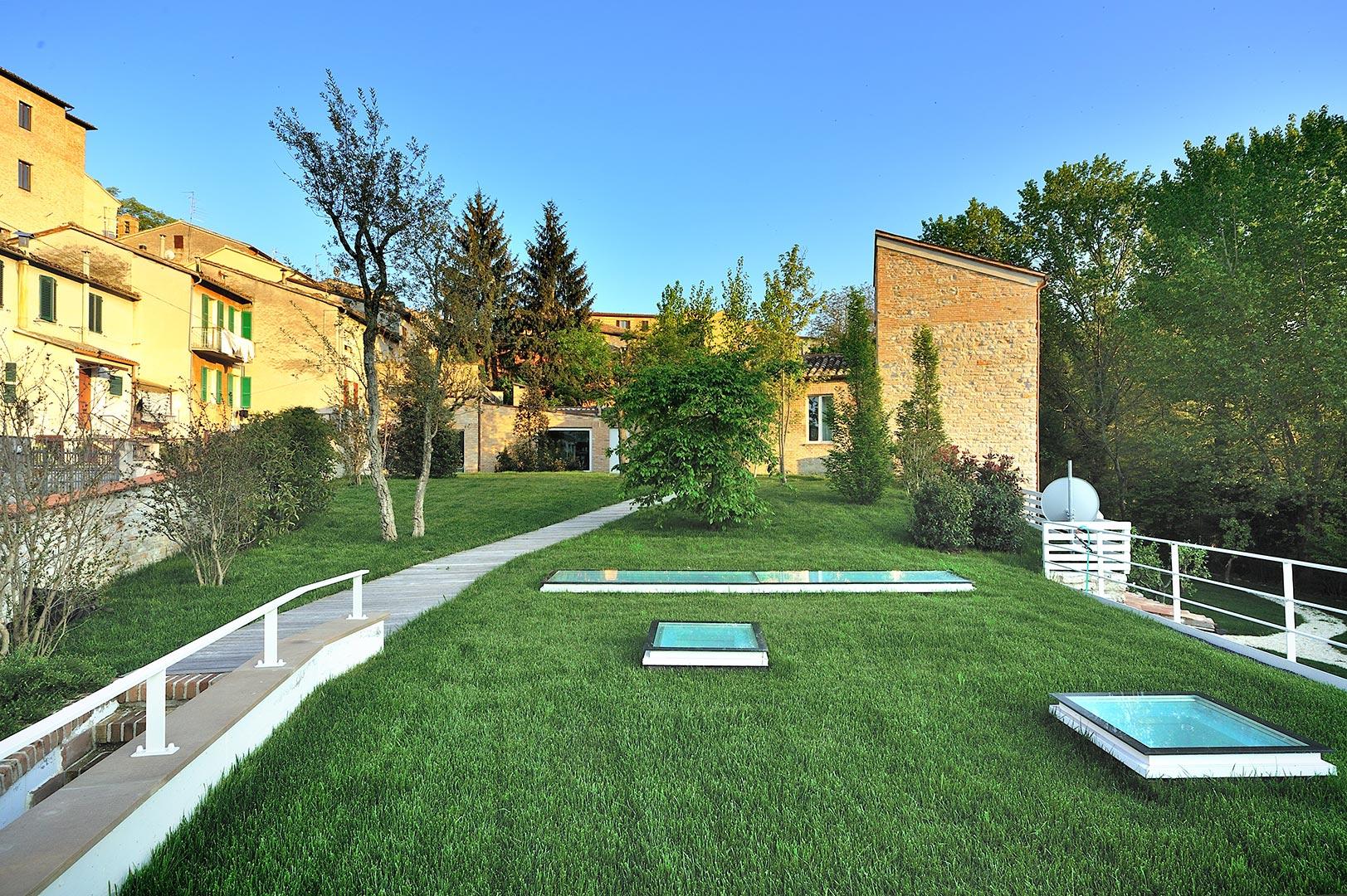Casa privata fabriano studio bassetti architects - Sogno casa fabriano ...